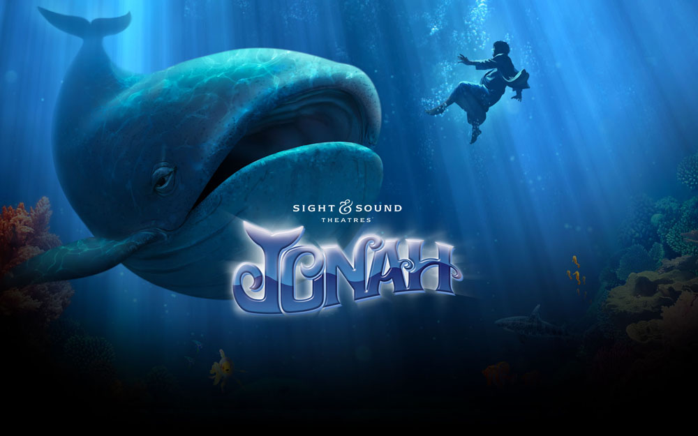 JONAH at Sight and Sound Theatre