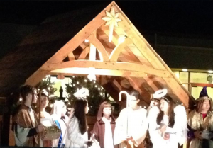 Volunteers needed for annual Live Nativity!