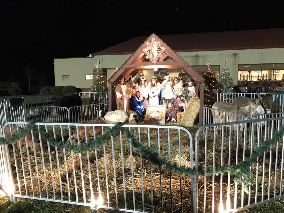 Save the Date: Live Nativity